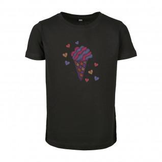 T-shirt manches courtes enfant Mister Tee ice cream