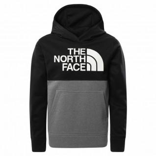 Sweatshirt à capuche enfant The North Face Surgent