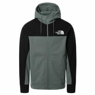 Sweatshirt à zip The North Face Hmlyn