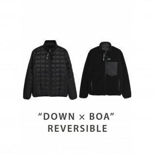 Doudoune réversible Down x Bore Taion