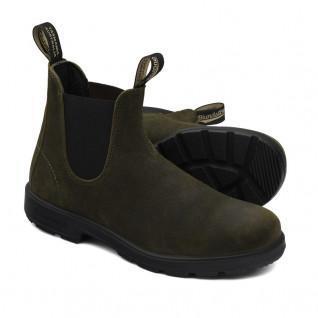 Chaussures Blundstone Original Chelsea Boots 1615 Dark Olive