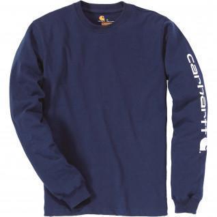 T-shirt manches longues Carhartt Logo
