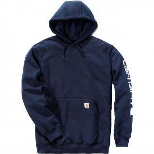 Sweatshirt à capuche Carhartt Logo