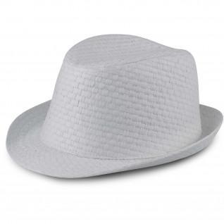 Chapeau De Paille K-up Panama Rétro