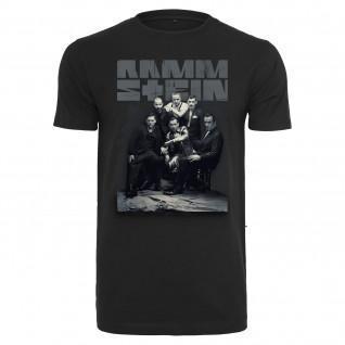 T-shirt Rammtein rammtein band photo
