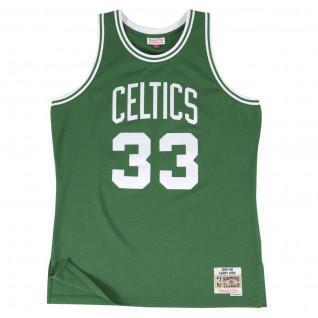 Maillot Boston Celtics Road 1985-86 Larry Bird