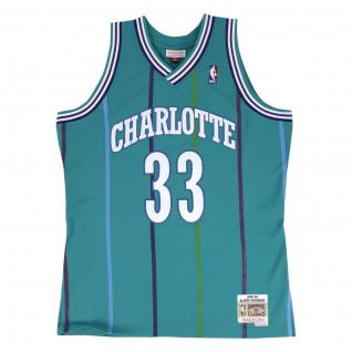 Maillot Charlotte Hornets 1992-93 Alonzo Mourning