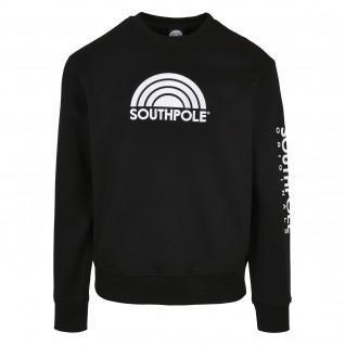 Sweatshirt Southpole Halfmoon Crew