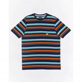 T-shirt Wrung Pocket Stripes