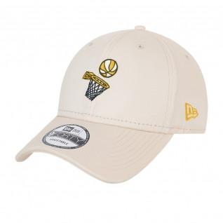 Casquette New Era 9forty sports basketball
