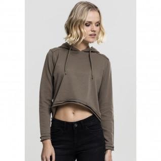 Sweatshirt femme Urban Classic terry