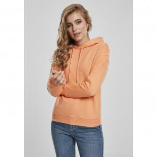 Sweatshirt femme Urban Classic côtelés