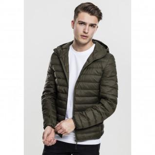 Parka Urban Classic basic hooded down