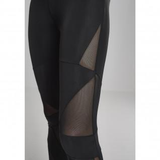 Legging femme Urban Classic mesh