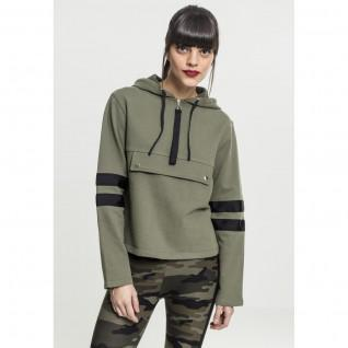 Sweatshirt femme Urban Classic pead terry troyer