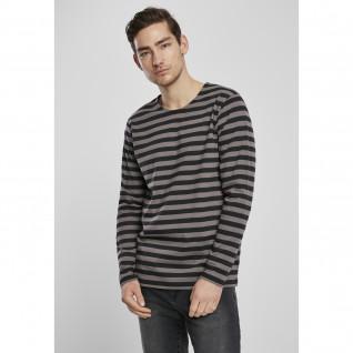 T-shirt manches longues Urban Classics regular stripe