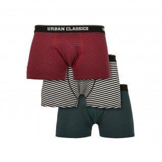 Lot de 3-boxers Urban Classics