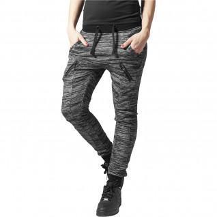 Pantalon femme Urban Classic zip