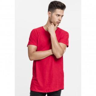 T-shirt Urban Classic long shaped lub raglan