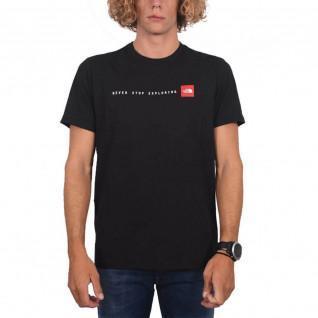 "T-shirt classique The North Face ""Never Stop Exploring"""