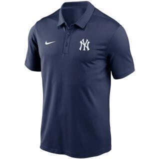 Polo Team Logo Franchise Performance New York Yankees