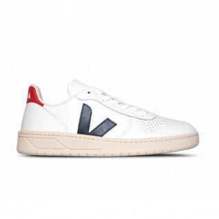 Baskets femme Veja V 10 Leather