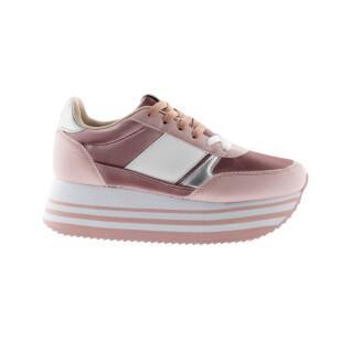 Chaussures femme Victoria cometa doble metalizado