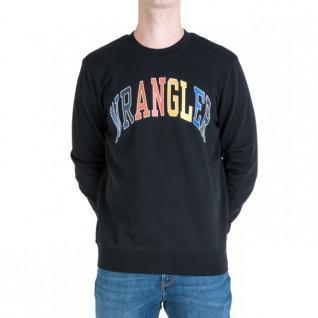Sweatshirt Wrangler Logo