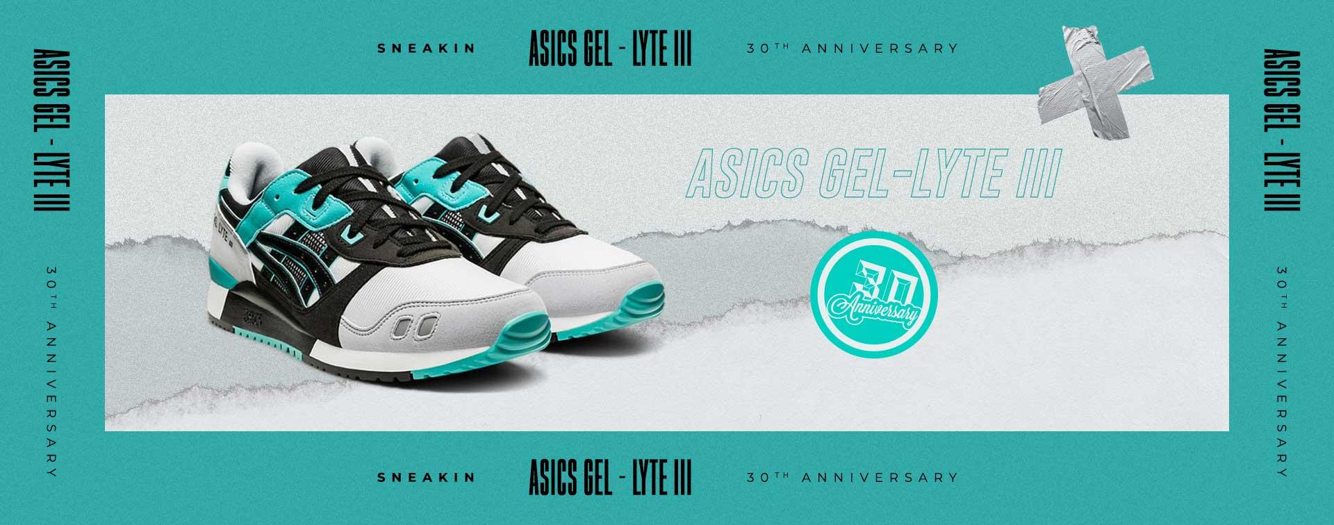Asics Gel-Lyte 3