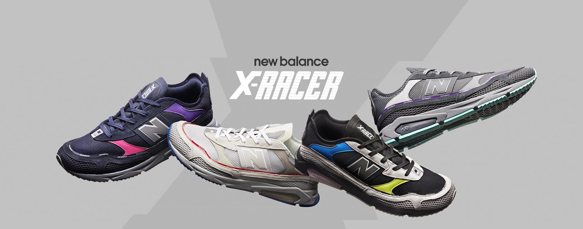 New Balance X Race